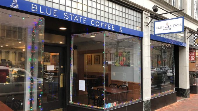 Blue State Coffee cafe