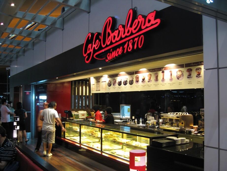 Cafe Barbera franchise