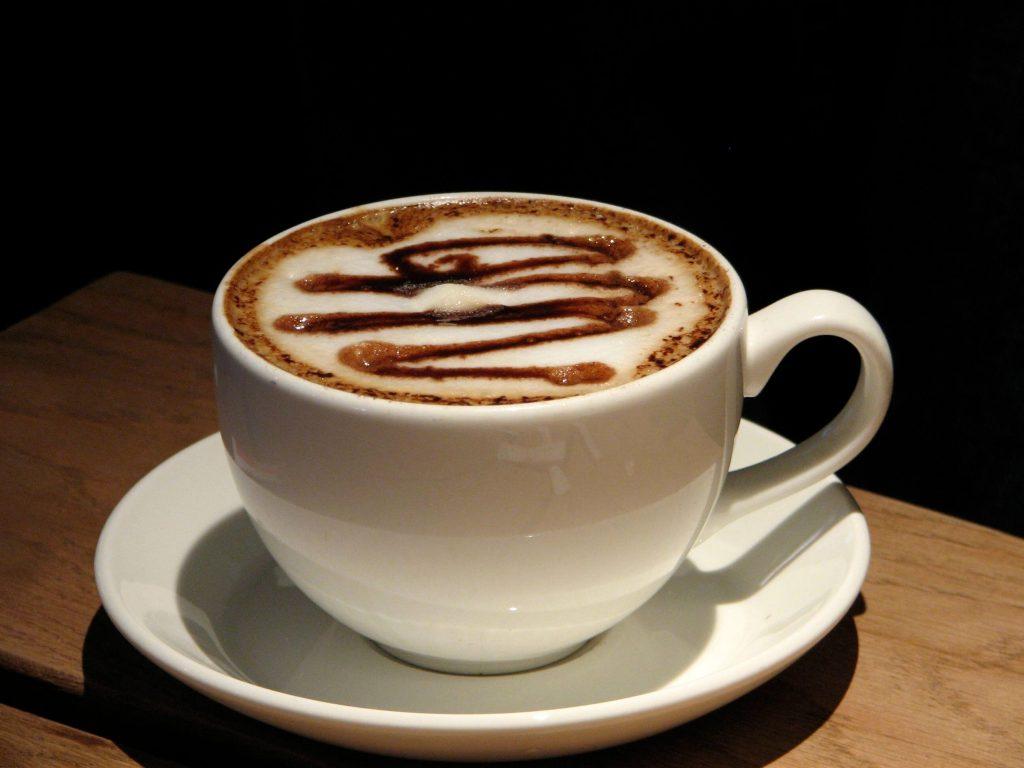 Coffee Time menu