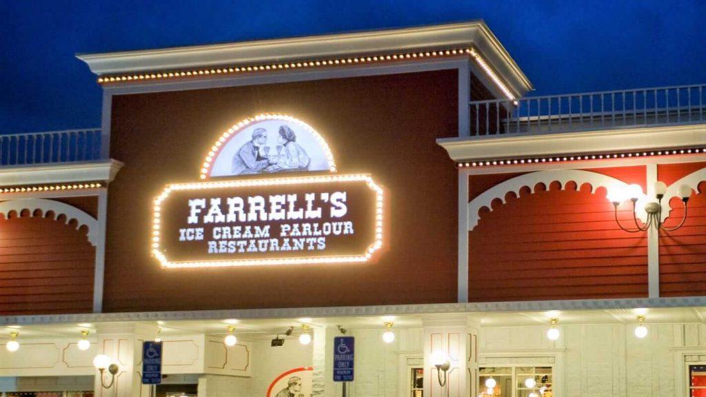 Farrell's Ice Cream and Restaurant franchise