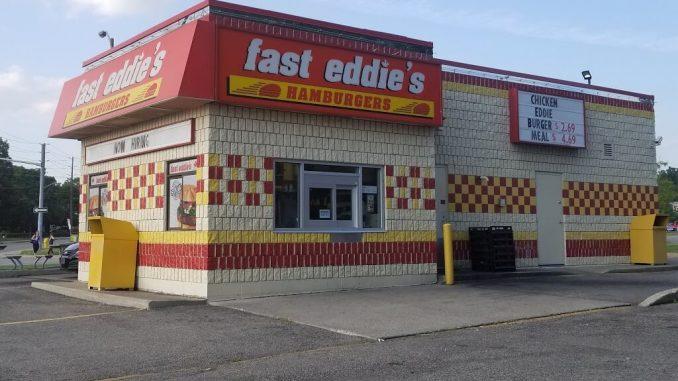 Fast Eddie's store