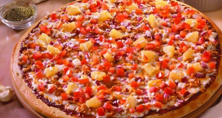 Figaro's Pizza Menu
