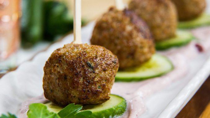 Gluten-Free Turkey Meatballs