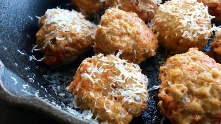 Gluten-Free Turkey Meatballs recipe