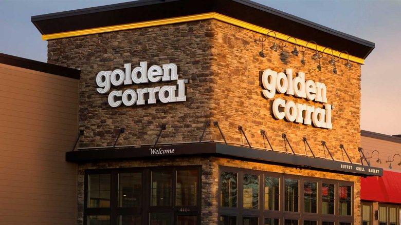 Golden Corral Buffet Advantages