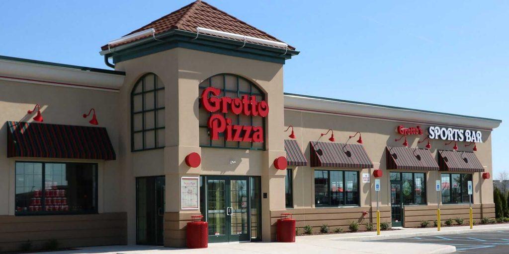 Grotto Pizza restaurant