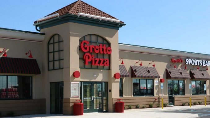 Grotto Pizza restaurant