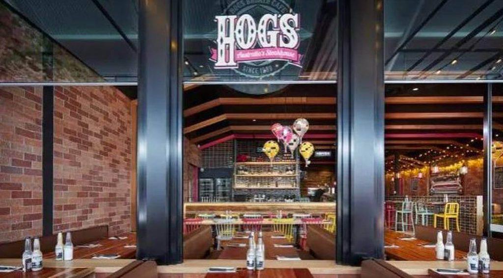 Hog's Breath Cafe franchise