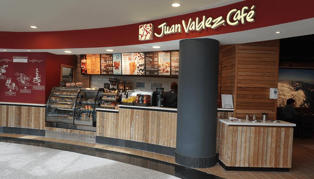 Juan Valdez Cafe franchise