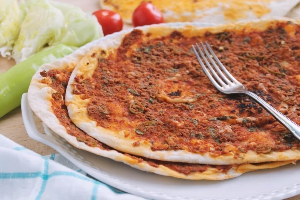 Lahmacun Turkish Pizza recipe