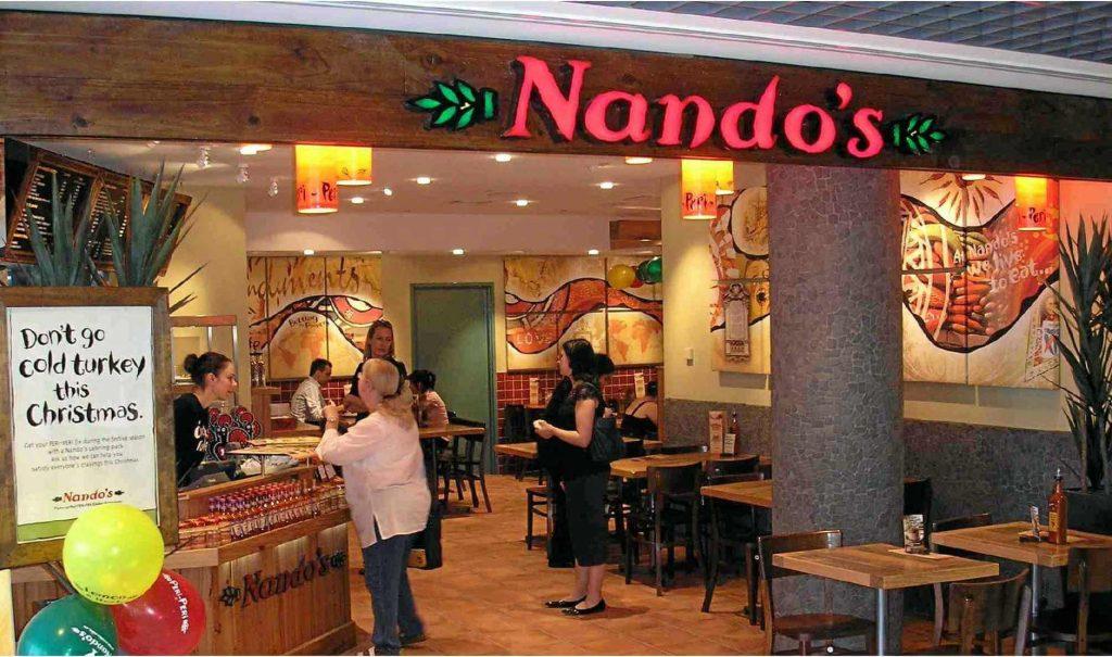 Nando's franchise