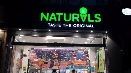 Natural Ice Cream franchise