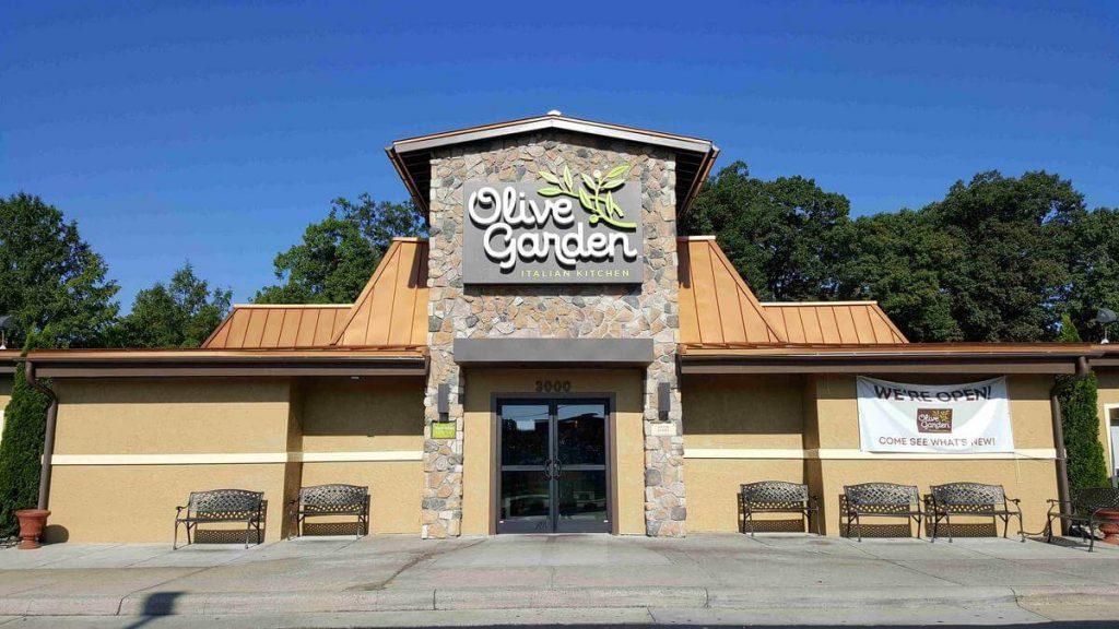 Olive Garden franchise
