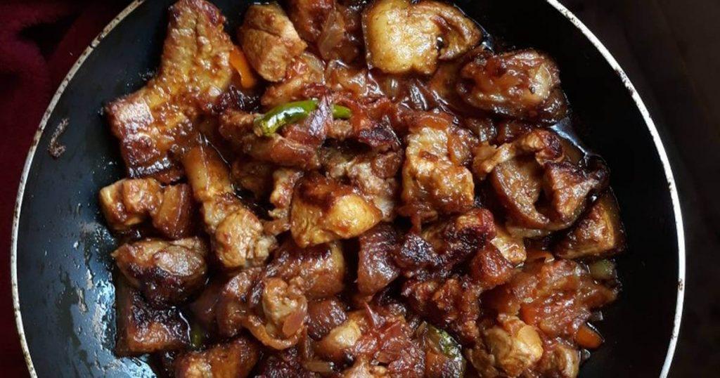 Pork Fry recipe