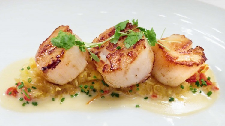 Sous Vide Scallops Recipe