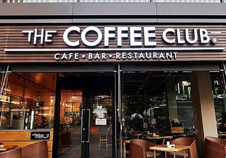 The Coffee Club franchise