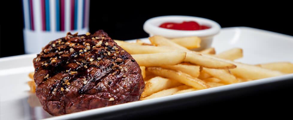 The Keg Steakhouse Menu