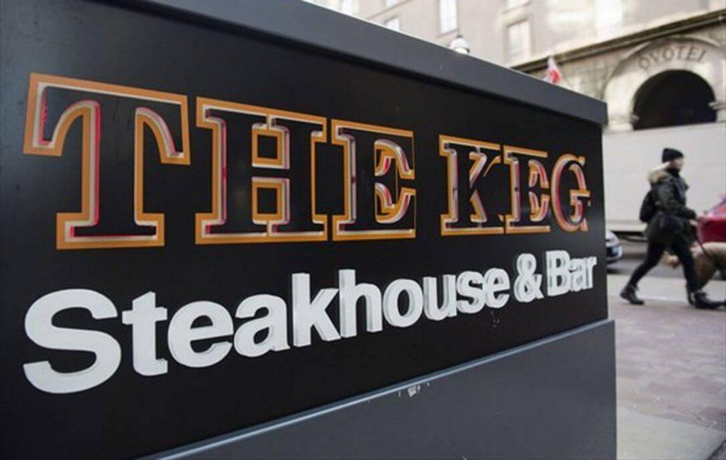 The Keg Steakhouse franchise