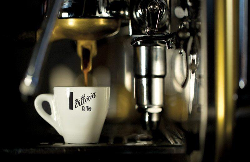 Vittoria Coffee menu