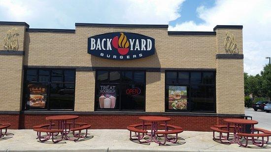 Back Yard Burgers Franchise