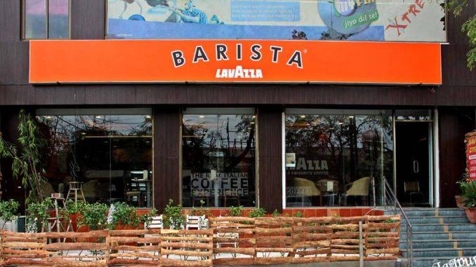 Barista Lavazza Store