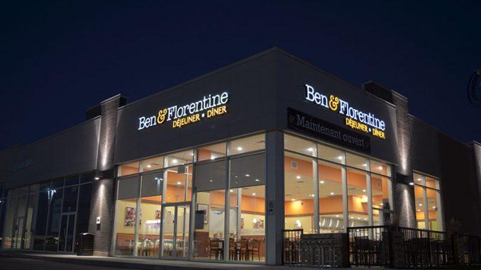 Ben and Florentine store