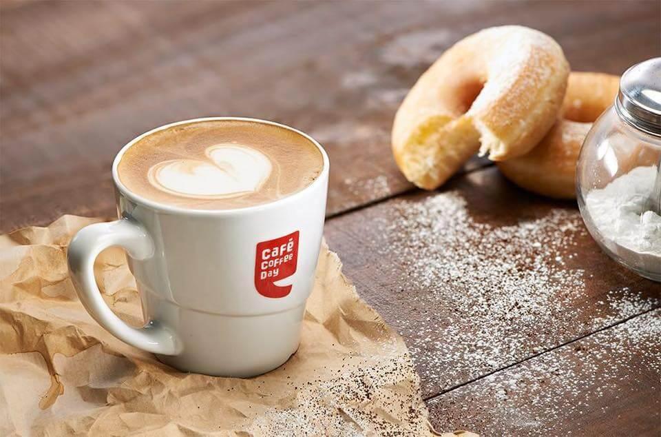 Cafe Coffee Day Menu