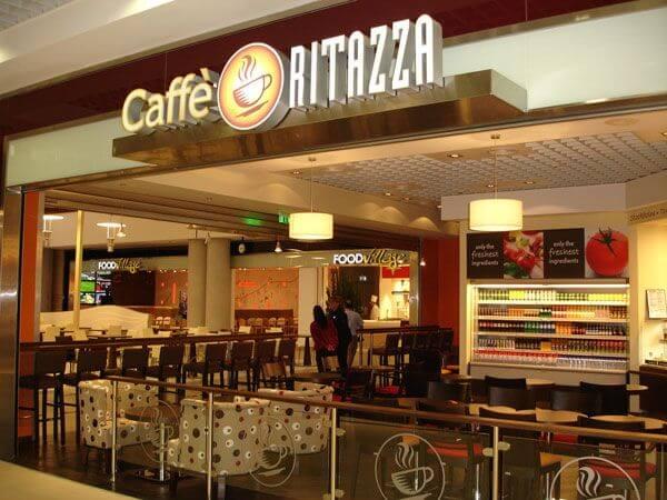 Caffè Ritazza Franchise