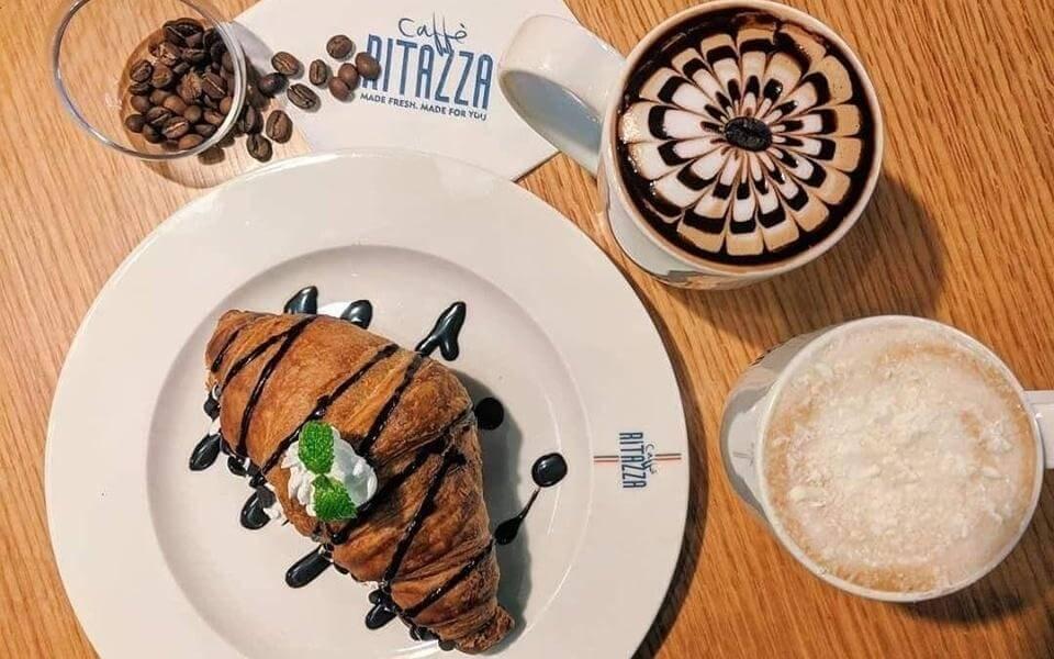 Caffè Ritazza Menu