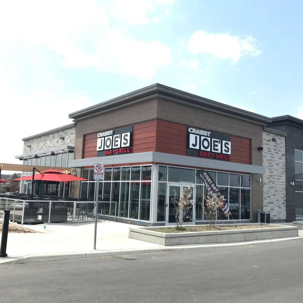Crabby Joe's Tap and Grill Franchise