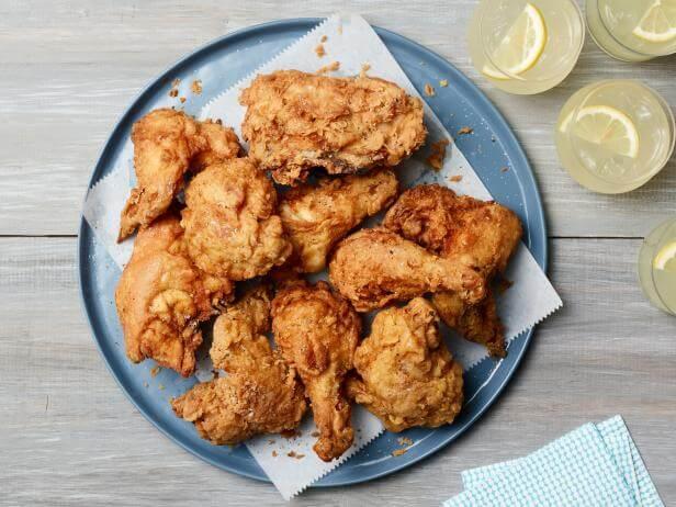 Dixie Lee Fried Chicken Menu