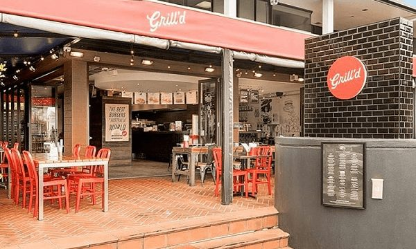 Grill'd store