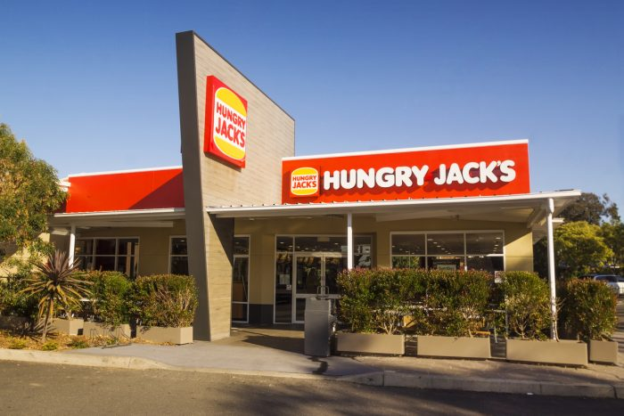 Hungry Jack's Franchise