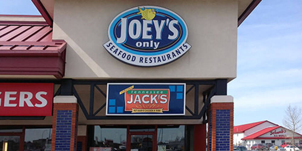 Joey's Seafood Franchise