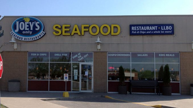 Joey's Seafood Store