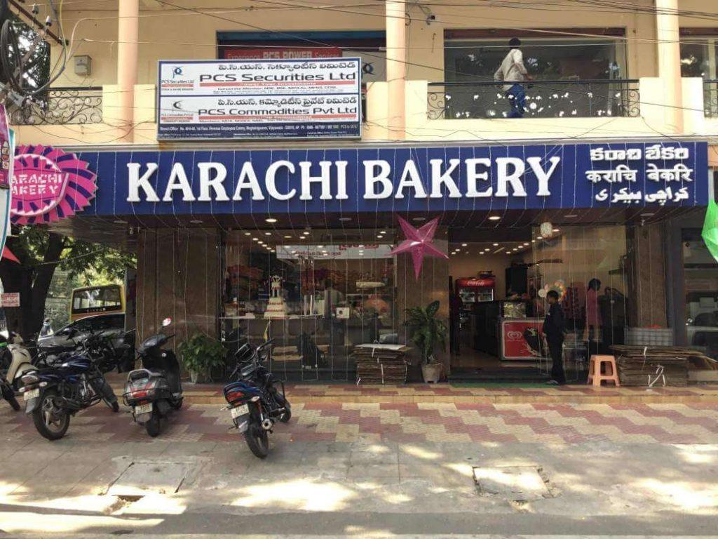 Karachi Bakery Franchise