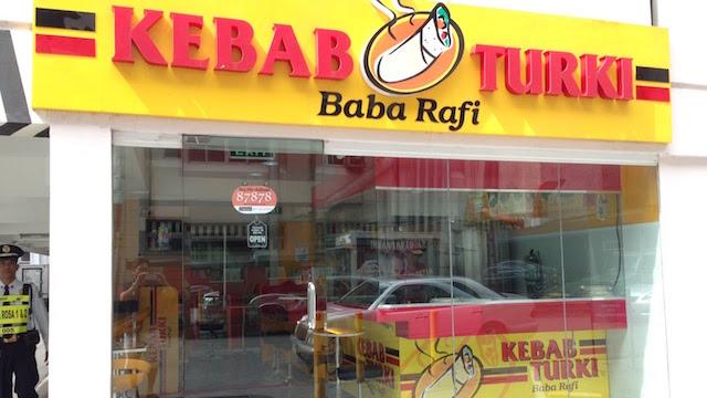 Kebab Turki store
