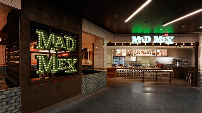 Mad Mex Fresh Mexican Grill store