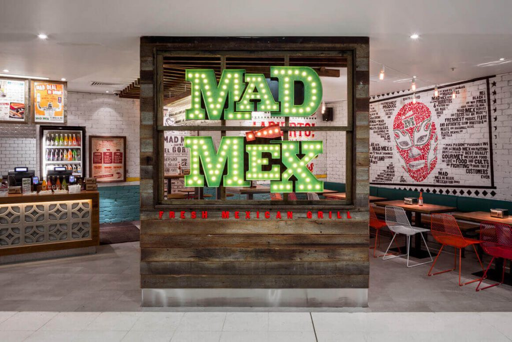 Mad Mex Fresh Mexican Grill Franchise
