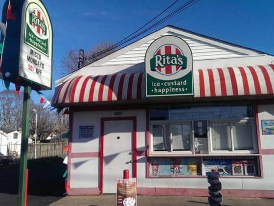 Rita's Italian Ice Cream Store