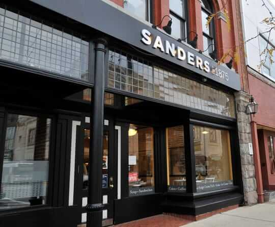 Sanders Confectionery Store