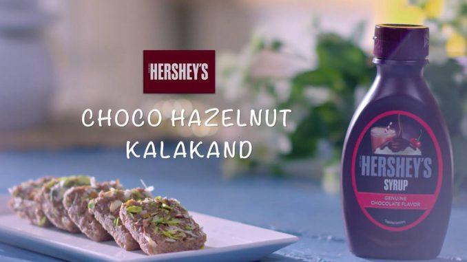 Choco-Nut Kalakand Recipe