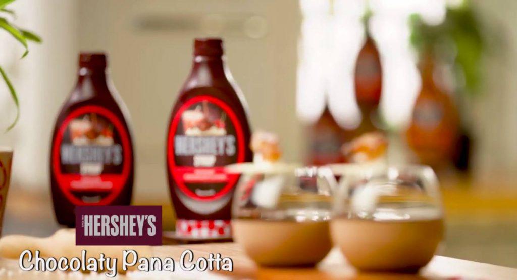 Chocolaty Pana Cotta