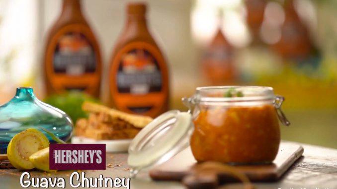 Hershey's Guava Chutney Recipe