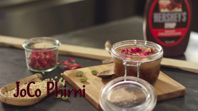 Hershey's Joco Phirni Recipe