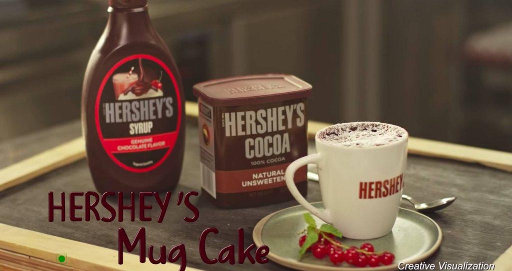 Hershey's Mug Cake
