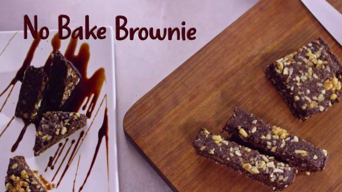Hershey's No Bake Brownie Recipe