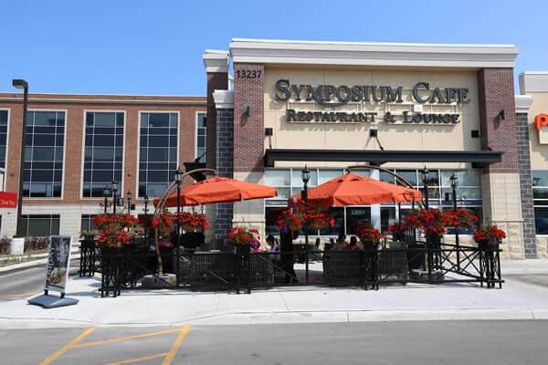 Symposium Cafe Restaurant Franchise