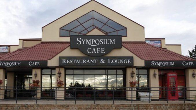 Symposium Cafe Restaurant Store