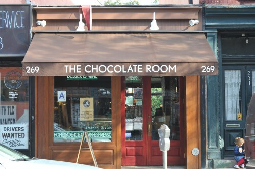 The Chocolate Room Brooklyn Store